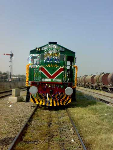 Bhambore Express Picture 1
